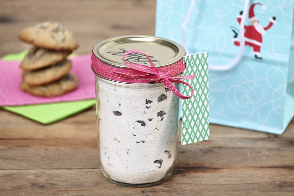 Chocolate Chip Cookies In A Jar The Fountain Avenue Kitchen