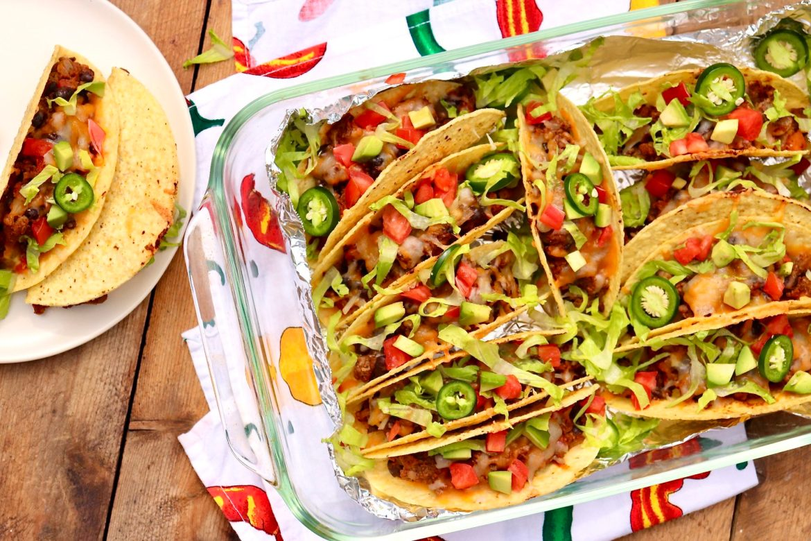 This clever approach to tacos offers a fun twist on an old favorite that's perfect for weeknight dinners, casual entertaining, and game day.