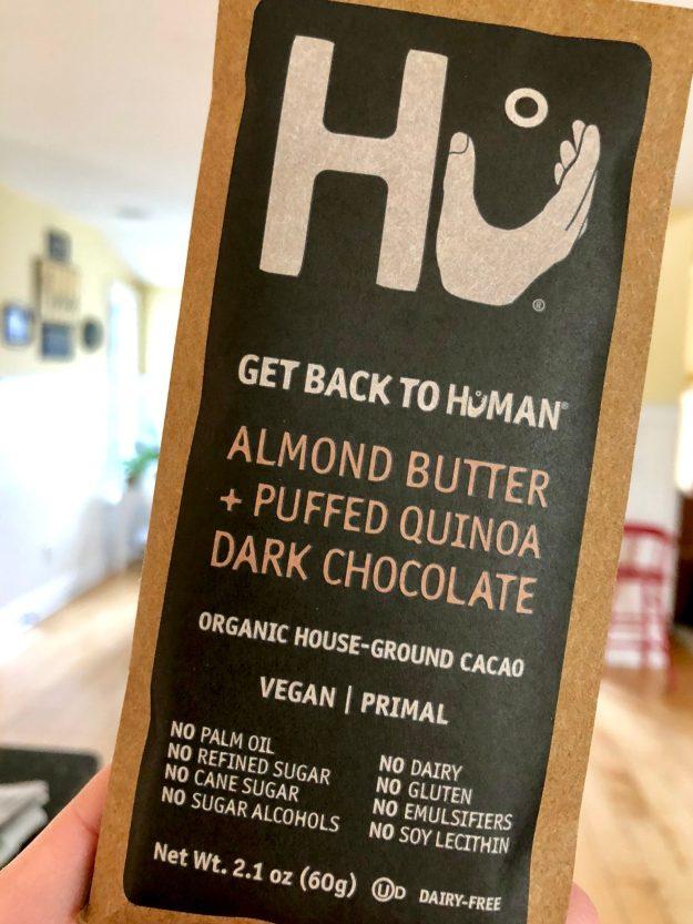 Hu chocolate bar - favorite things