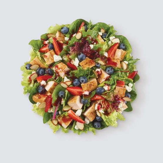 Berry Burst Chicken Salad
