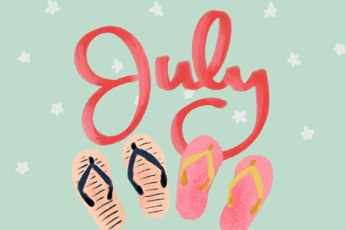 A Few of My Favorite Things - July