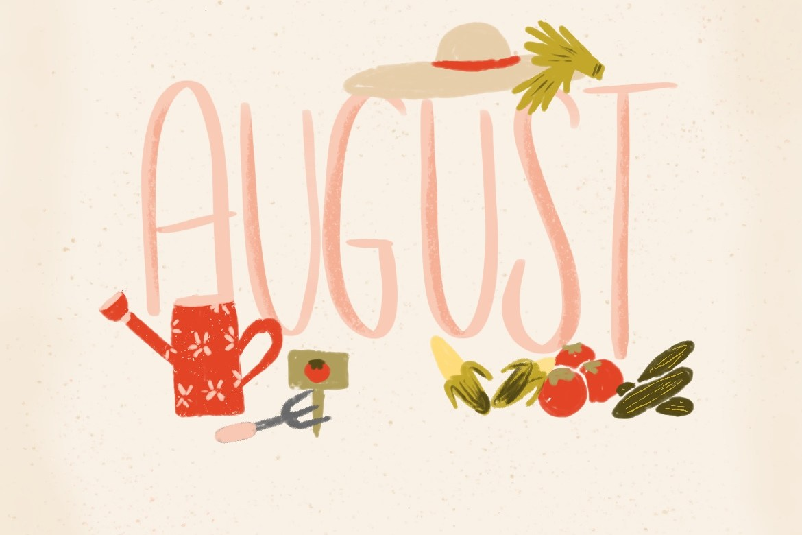 A Few of My Favorite Things -August