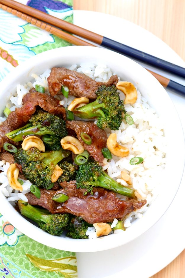 The savory brown sauce that makes this Chinese takeout dish a favorite is simple to make at home thanks to one key (and easy to find) ingredient.
