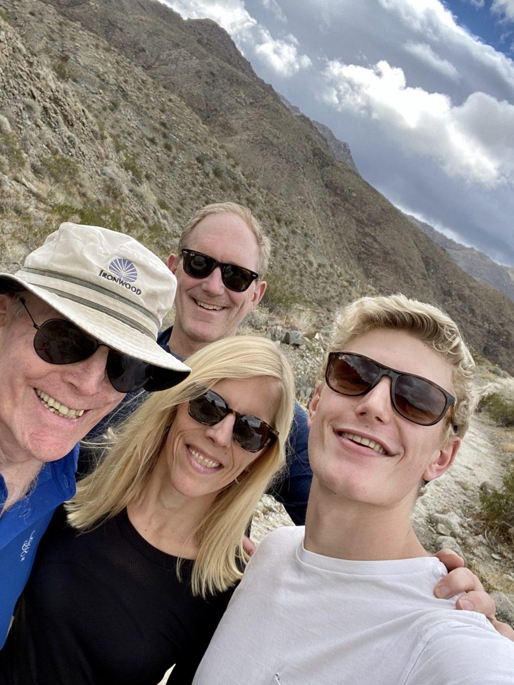 Hiking in Palm Desert