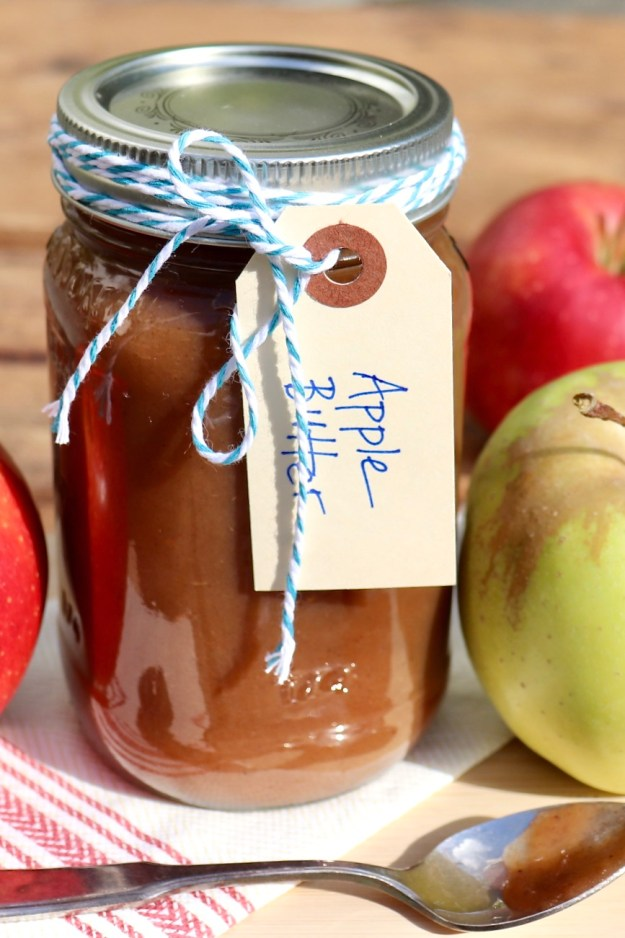 The heavenly aroma of sweet apples and warm spices fills your kitchen with this versatile fall favorite that can be sweetened to taste. The generous batch freezes well, and you can even bake with it!