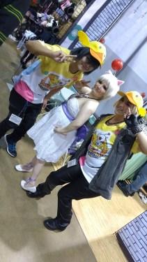 Noctis and Prompto: Final Fantasy XV: Chocobo Moogle Carnival