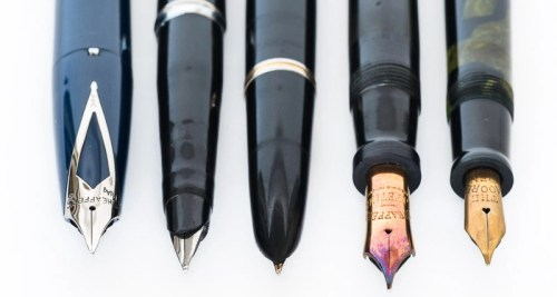 fountain pen basics