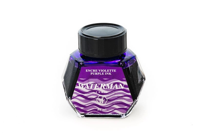 what kind of ink to use in a fountain pen waterman purple fountain pen ink