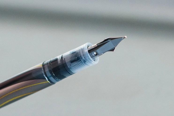 Replacing Pilot Varsity Ink seated nib
