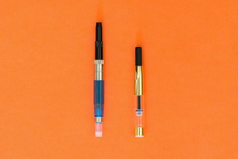What is a fountain pen converter cross platinum converter