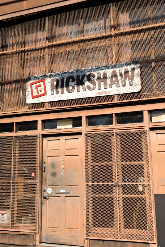 Rickshaw Bags San Francisco Factory Dogpatch