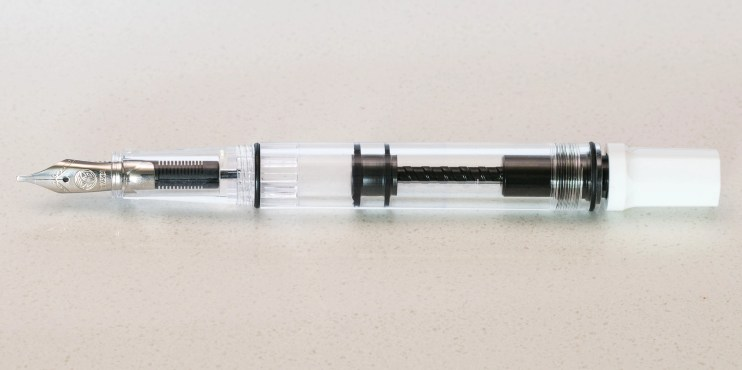 how to fill a fountain pen twisbi eco