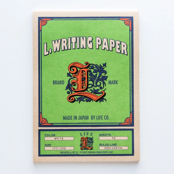 Fountain Pen Paper Sample Pack Life L Writing Paper