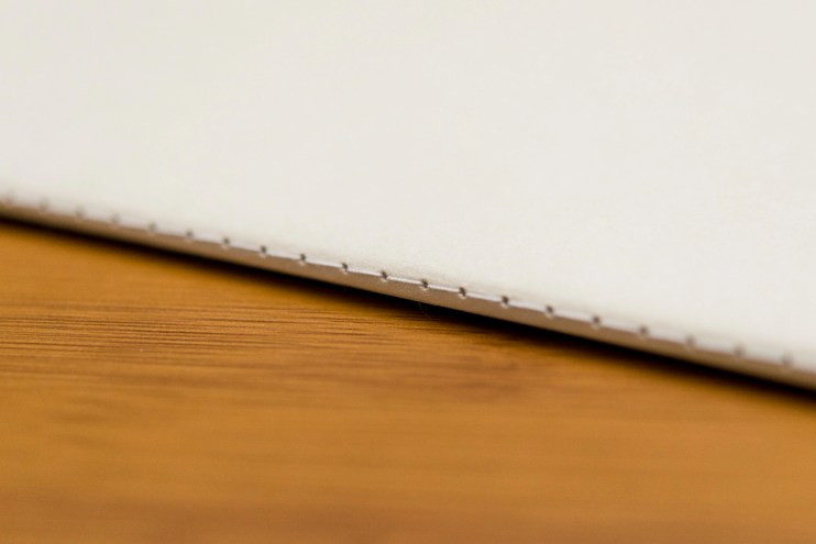 Graphilo Notebook review stitch binding