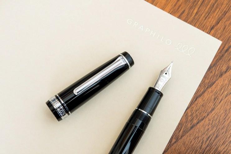 Graphilo Notebook review sailor pro gear