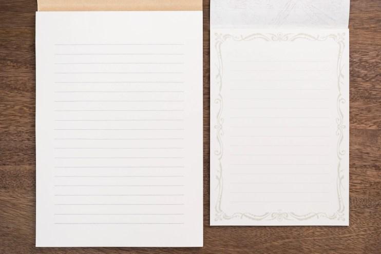 Life L Writing Paper A5 paper decoration