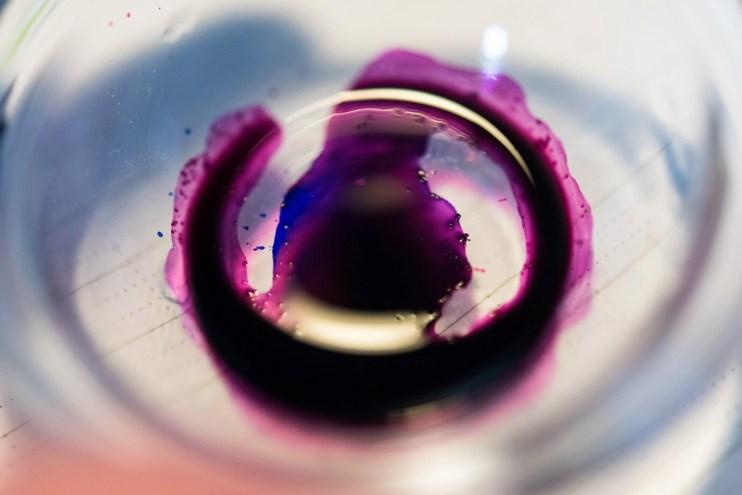 mixing fountain pen inks monteverde sapphire