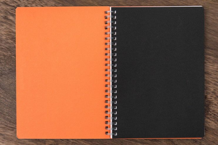 Figurare Notebook inside front cover