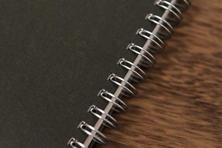 Kyokuto Expedient Notebook spiral bound