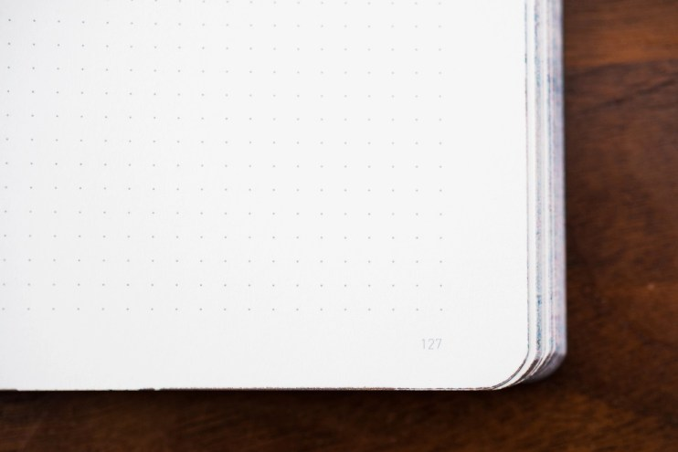 nuuna notebook review page numbers