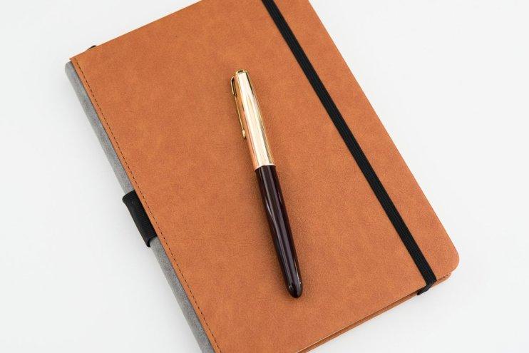 Lemone Notebook Review elastic closure
