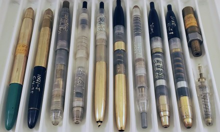 Sheaffer 1041 –  A Prototype Cap-less Fountain Pen