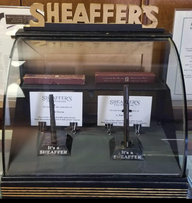 First Sheaffer Pens - 1908-1912