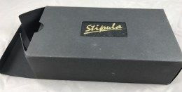 Stipula I Castoni Citrino fountain pen with box and outer box