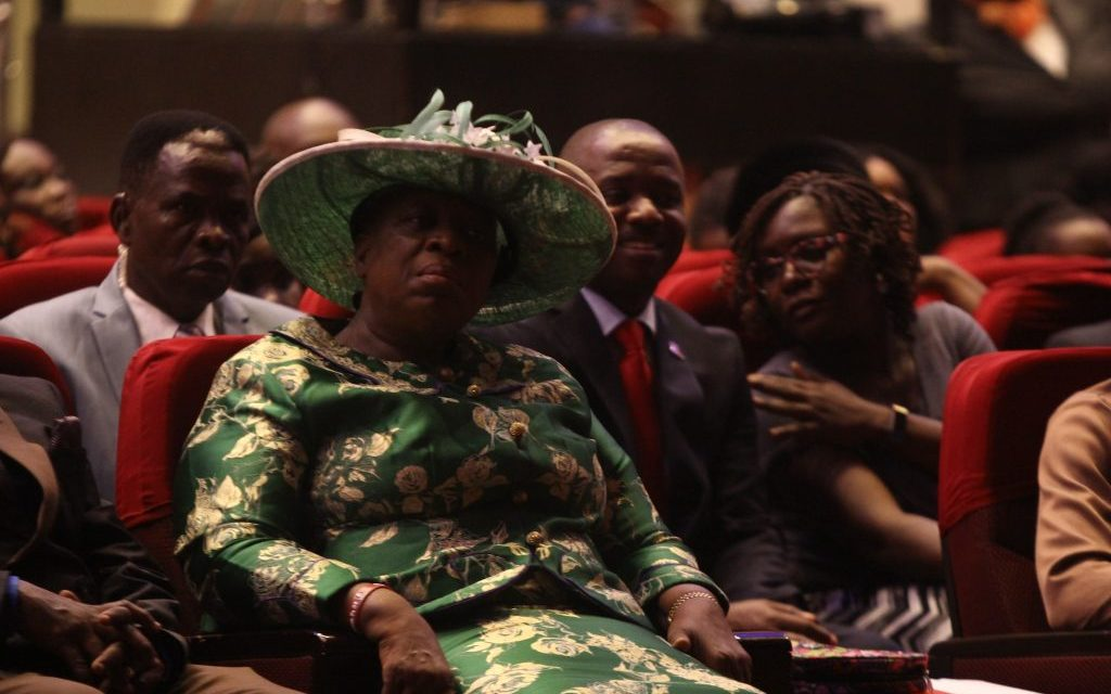Mummy G.O. Ministers at The Fountain of Life Church
