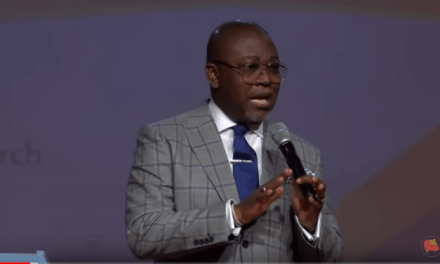 Pastor Tola Odutola Opens Word Explosion Conference with a Powerful Message