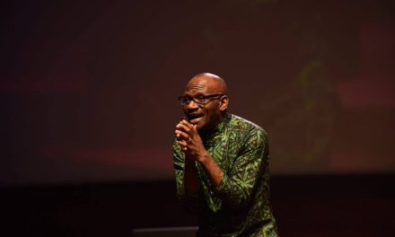 Pastor Taiwo Teaches on The Imagination at Showers Service