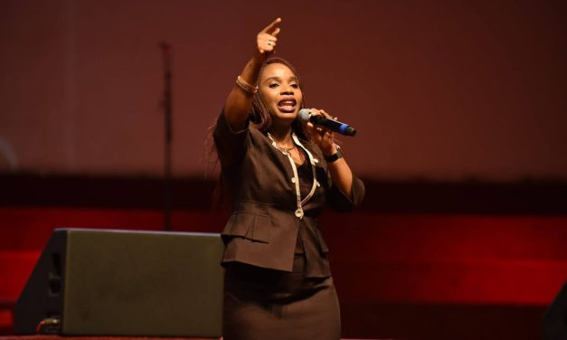 Pastor Nomthi Speaks on Fulfilling Assignment at Word Explosion Conference