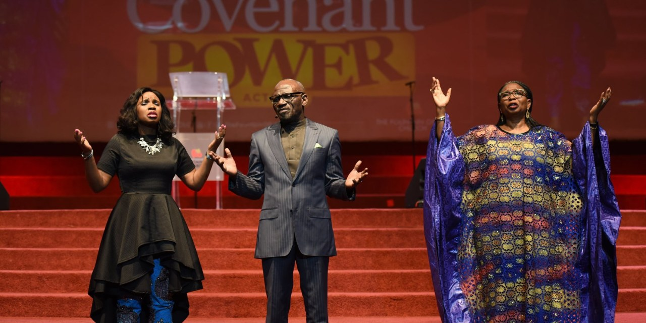 Be Conscious of the Holy Spirit, Pastor Taiwo Urges Christians