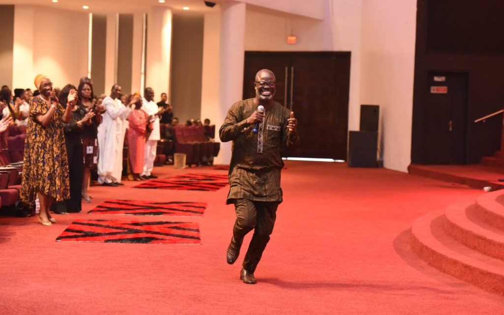 Let's Unleash the Power – Pastor Biodun Soderu