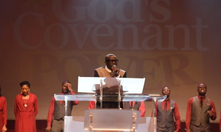 God's Unfailing Covenant – Pastor Fred Ohiani