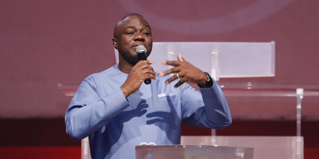 Planted to Flourish – Pastor Femi Megbope