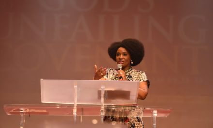 The Blood of Jesus Flows for You – Pastor Nomthi Odukoya
