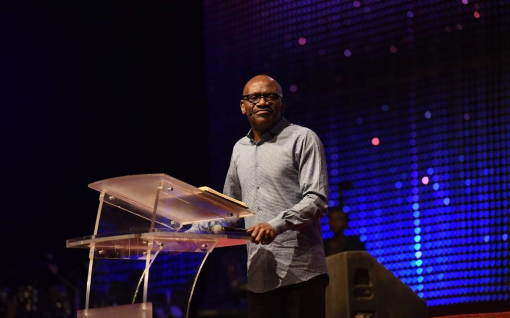God Is Ever-Faithful And Never Fails, Pst Taiwo Reassures Fountaineers