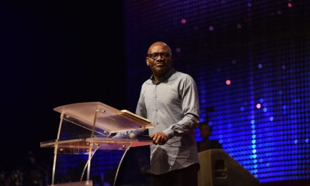"Pastor Taiwo Teaches on ""The Spirit of Restoration"""