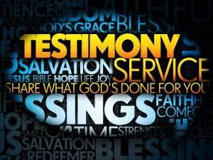 I Thank God for Divine Intervention