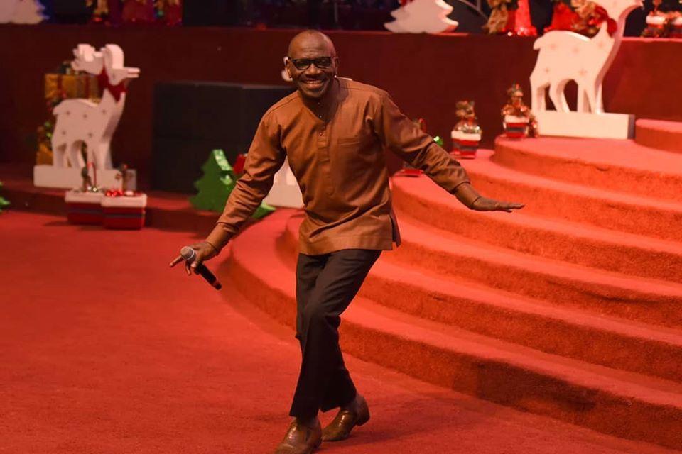 'Go Forward,' Pastor Urges Congregants During Thursday Showers