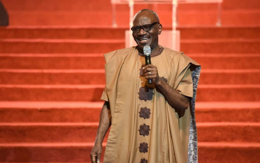Don't Be Afraid Of Happenings Around, Pastor Taiwo Charges Believers