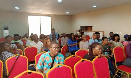 You Must Go Beyond Writing, HODTells Participants At Publications Dept Training (Photos)