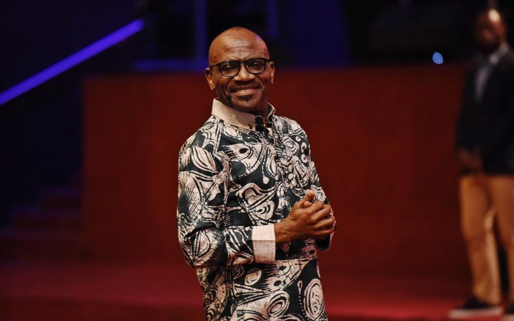 Pastor Taiwo Teaches on the Law of the Spirit of Life