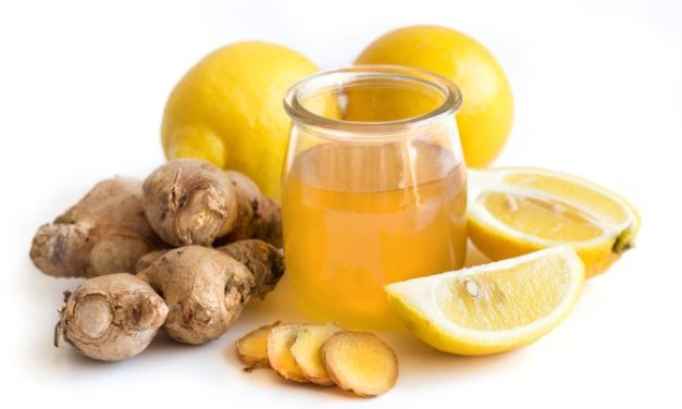 Honey, Lime and Ginger- Nature's Healing Gifts