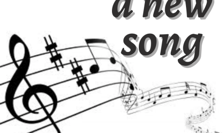 Meditations on Singing a New Song