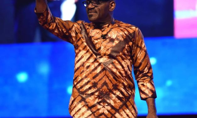 'God's Mercy Will Reach You', Pastor Taiwo Declares at November Anointing Service