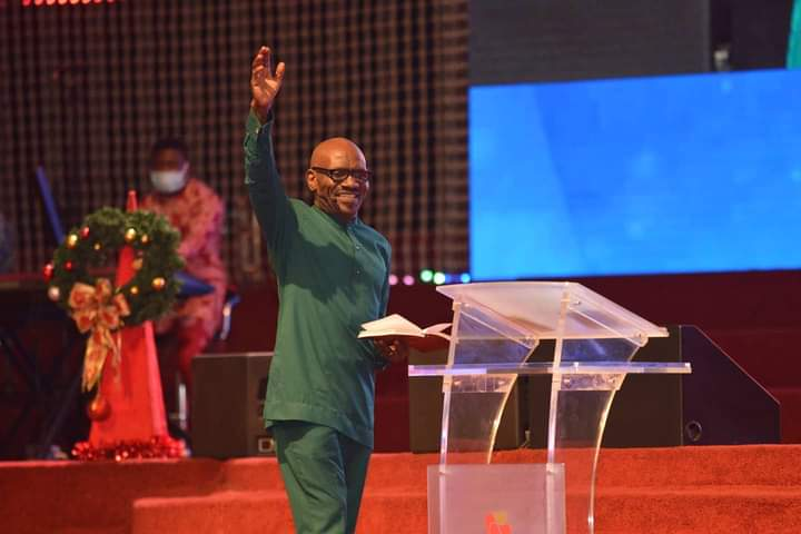 Nuggets from Pastor Taiwo's Dec 6 Sermon on 'Walls'