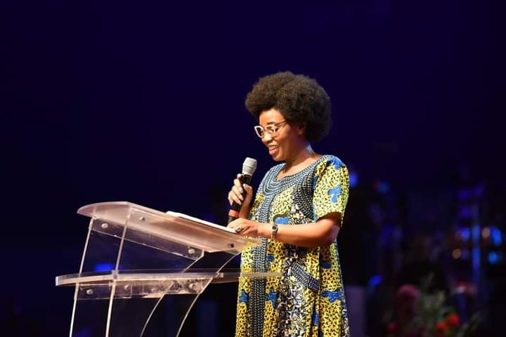 'God Has Given You Power to Make Wealth', Pastor Nomthi Declares to Worshippers