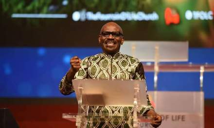 Where There Is The Holy Spirit, There Is Fire – Pastor Taiwo Odukoya